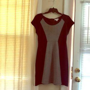 Short sleeved dress for work